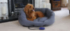 Kilpin Central Heated Dog Bed