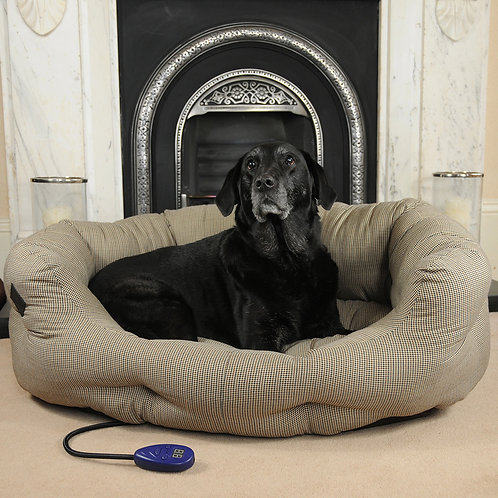 Ripley Extra Large Heated Dog Bed