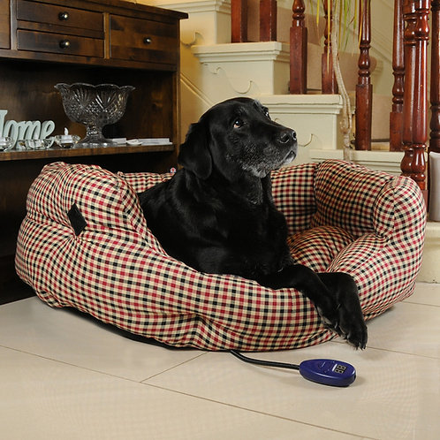 Sewerby Extra Large Heated Dog Bed