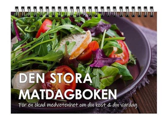 Den stora matdagboken