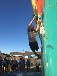 2018 Tahoe Bouldering Competition and Fe