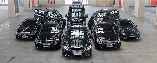 exkluzív luxus autópark