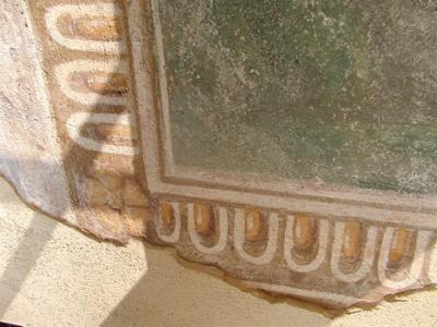 restauro meridiane dipinte