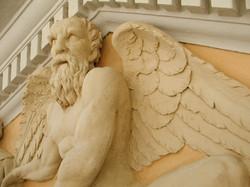 restauro stucchi e bassorilievi