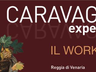 Caravaggio Workshop Experience alla Reggia di Venaria