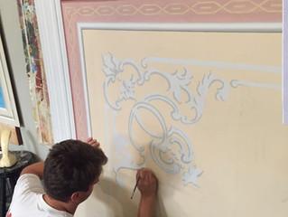Decoratori e decoratrici di eccellenza -Workshop Torino - 24/25 novembre 2018
