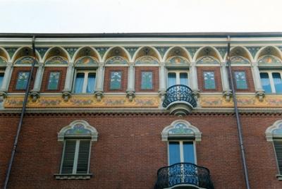 restauro decorazione esterna