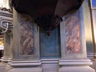 Monitorare, manutenere e  preservare. Le tre regole d'oro per il nostro patrimonio artistico.
