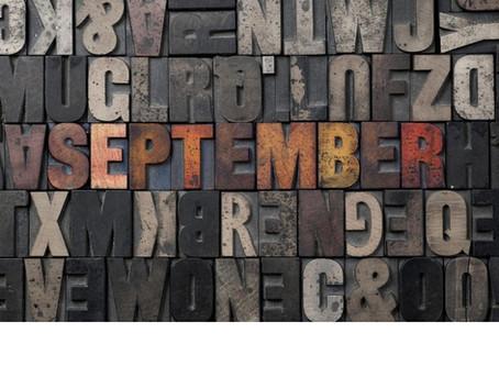 Prove generali - il calendario di settembre