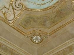 restauro soffitti dipinti