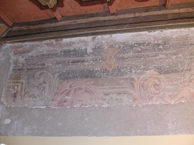 restauro decorazione murale