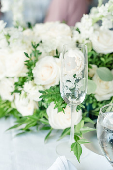 Customized Champagne Flute