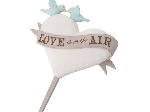 Lillian Rose Love Is In The Air Birds Cake Topper