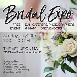 1ST Annual Bridal Expo
