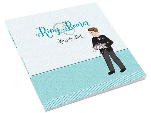 Lillian Rose Ring Bearer Keepsake Book
