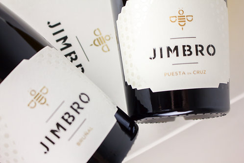 JIMBRO COMBINED BOX | BRUÑAL & PTA EN CRUZ 2016 | 2BOTTLES x 75cl