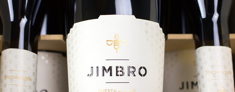 JIMBRO COMBINED WOOD CASE | BRUÑAL & PTA EN CRUZ 2016 | 6BOTTLES x 75cl