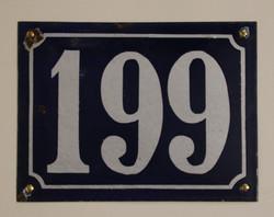 Chambre 199