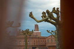 Chambre 2 vue cathédrale