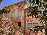 La Maison d'hôte coté boulevard de Stras