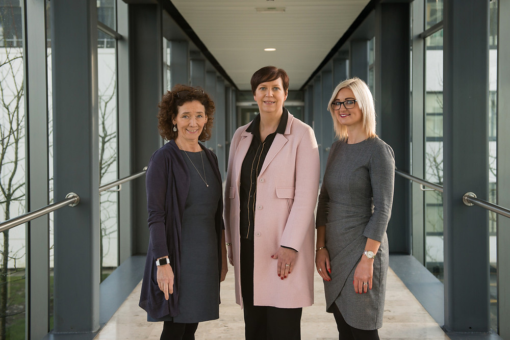 Riada Resourcing Frances Lundy Managing Director Arlene McConaghie General Manager