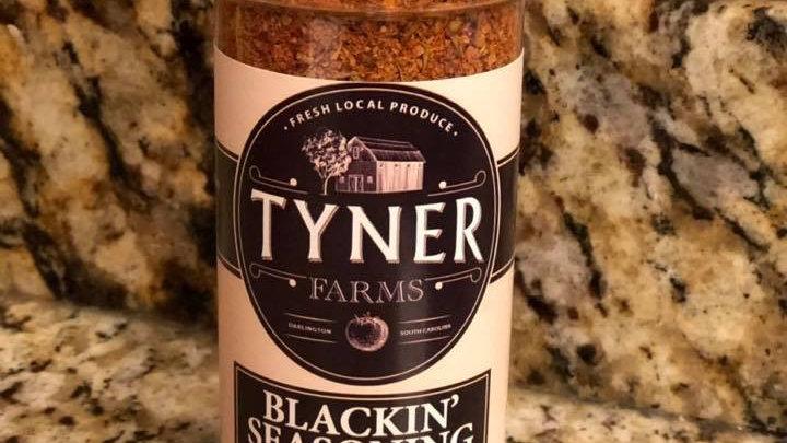 Tyners Blackin' Seasoning