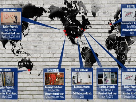 Is Banksy Massive Attack's Robert Del Naja?