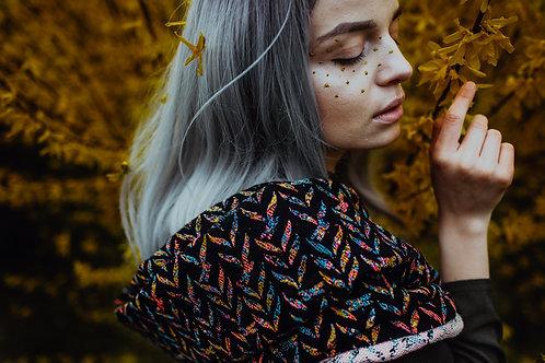 La libellule-pocket weave & dream weave ©