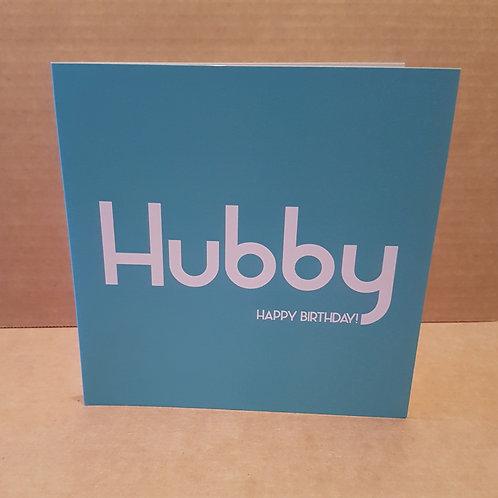 HUBBY HB CARD