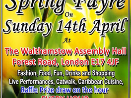Streetgreets to be at Spring Fayre 14.04.19