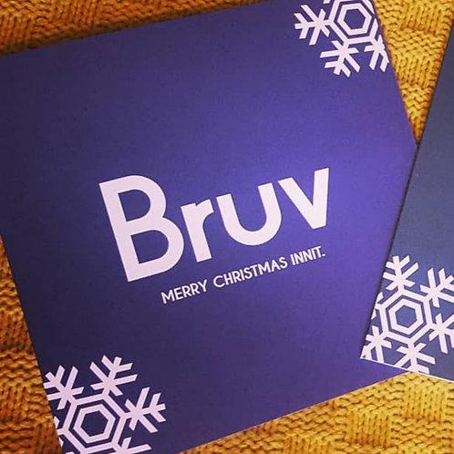 BRUV MC CARD