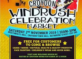 Streetgreets@Windrush Celebration Market 02.11.19
