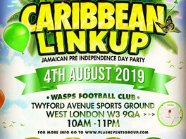 STREETGREETS@CARIBBEAN-LINK-UP-JAMAICAN PRE-INDEPENDENCE PARTY04.08.2019