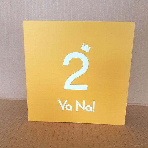 2 YANA CARD