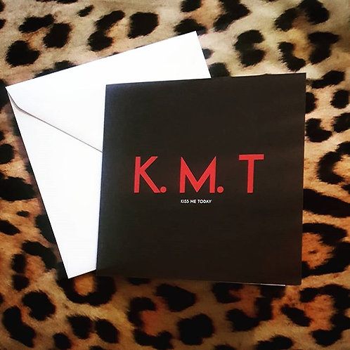 KMT CARD