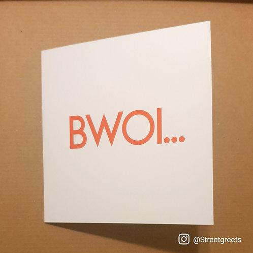 BWOI CARD