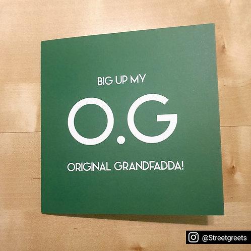 O.G CARD
