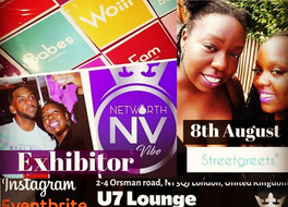 Streetgreets to be@ Networth & Vibe Market 08.08.2020- We back outside baby!