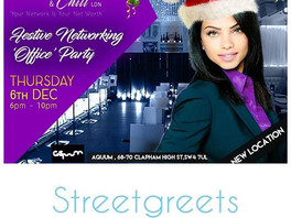 Streetgreets @ Network and Chill LDN 06.12.18