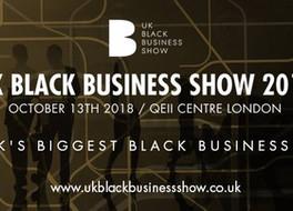 Streetgreets to exhibit @ Uk Black Business Show 2018