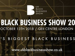 Streetgreets to exhibit @ Uk Black Business Show 2018