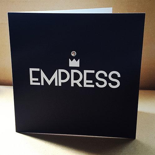 EMPRESS CARD