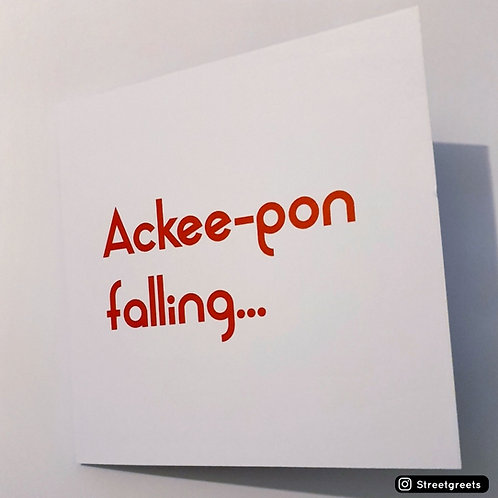 ACKEE CARD