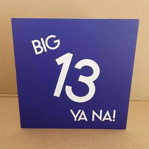 13 YANA CARD