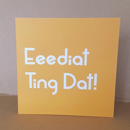 EEEDIAT CARD