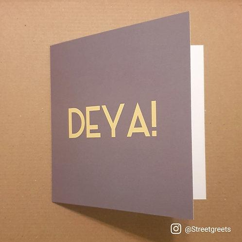 DEYA! CARD