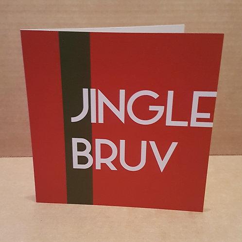 JINGLE BRUV CARD