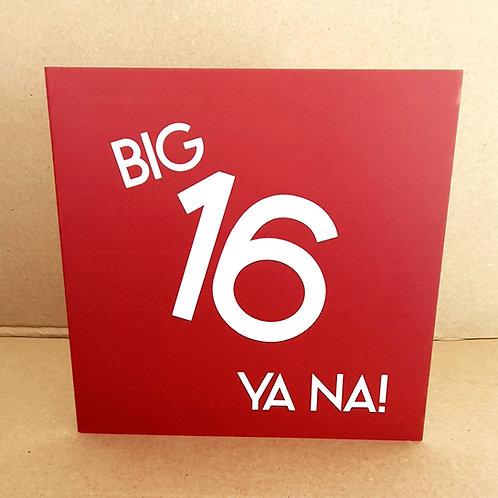 16 YANA CARD