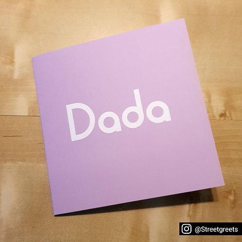 DADA CARD
