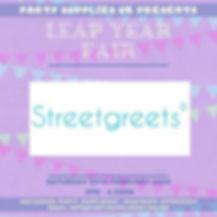 ☄ Febulous News! Streetgreets are Proud